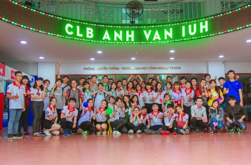 CLB TIẾNG ANH –  A winner never stops trying!
