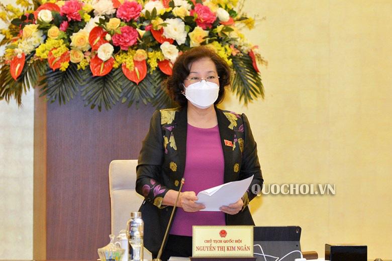 Chủ tịch Quốc hội đề nghị nghiên cứu thành lập Bộ Thanh niên