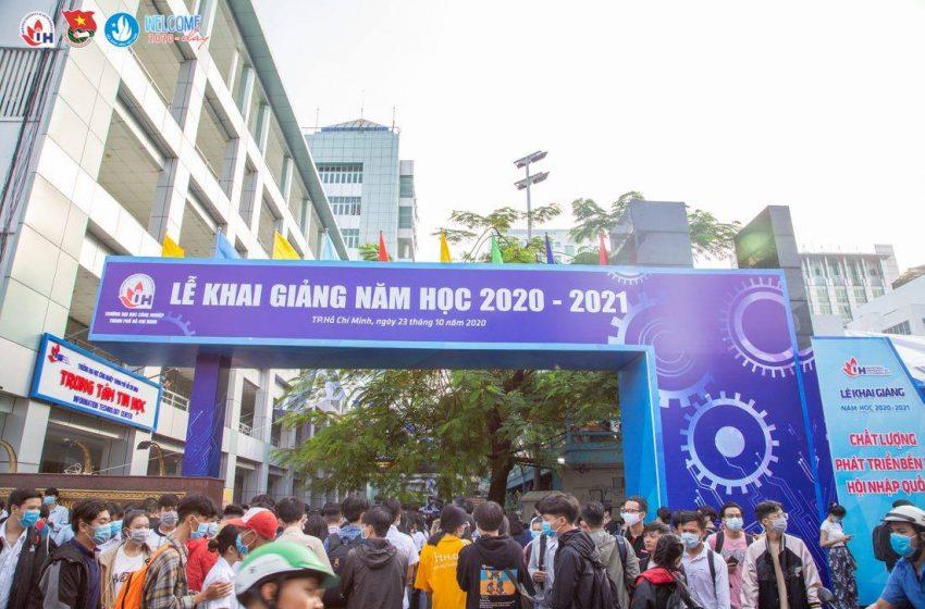 WELCOME DAY 2020 – TƯNG BỪNG CHÀO ĐÓN CÁC BẠN TÂN SINH VIÊN