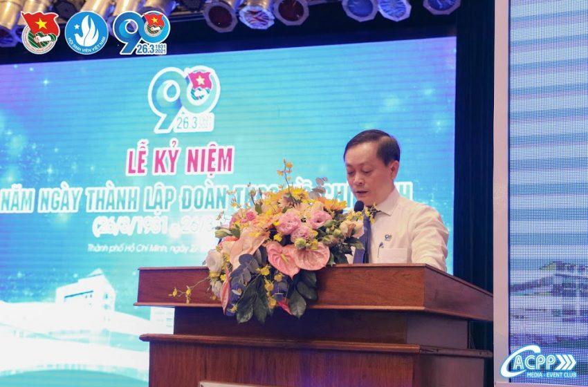 Toàn văn phát biểu của đồng chí Nguyễn Xuân Hồng – UV BTV Đảng ủy, Phó Hiệu trưởng nhà trường tại Lễ kỷ niệm 90 năm Ngày thành lập Đoàn TNCS Hồ Chí Minh (26/3/1931 – 26/3/2021)